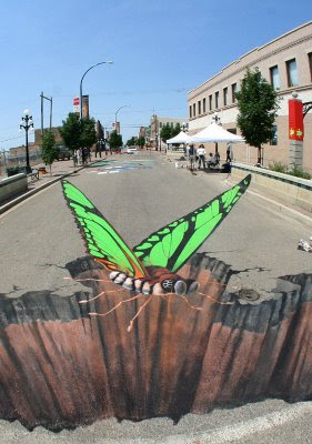 3d, street art,  graffiti